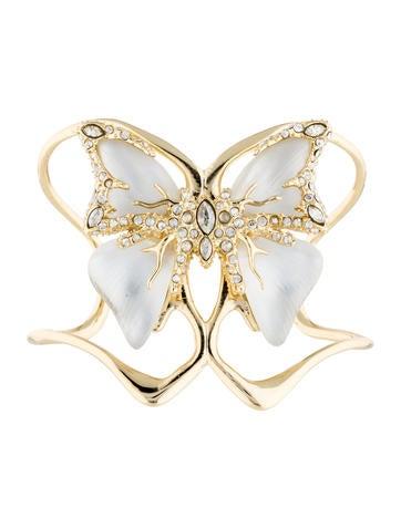 Jardin Mystère Butterfly Cuff