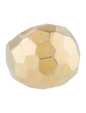 Alexis Bittar Dome Ring None