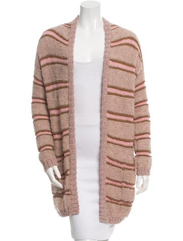 Augden Patterned Alpaca Cardigan w/ Tags None