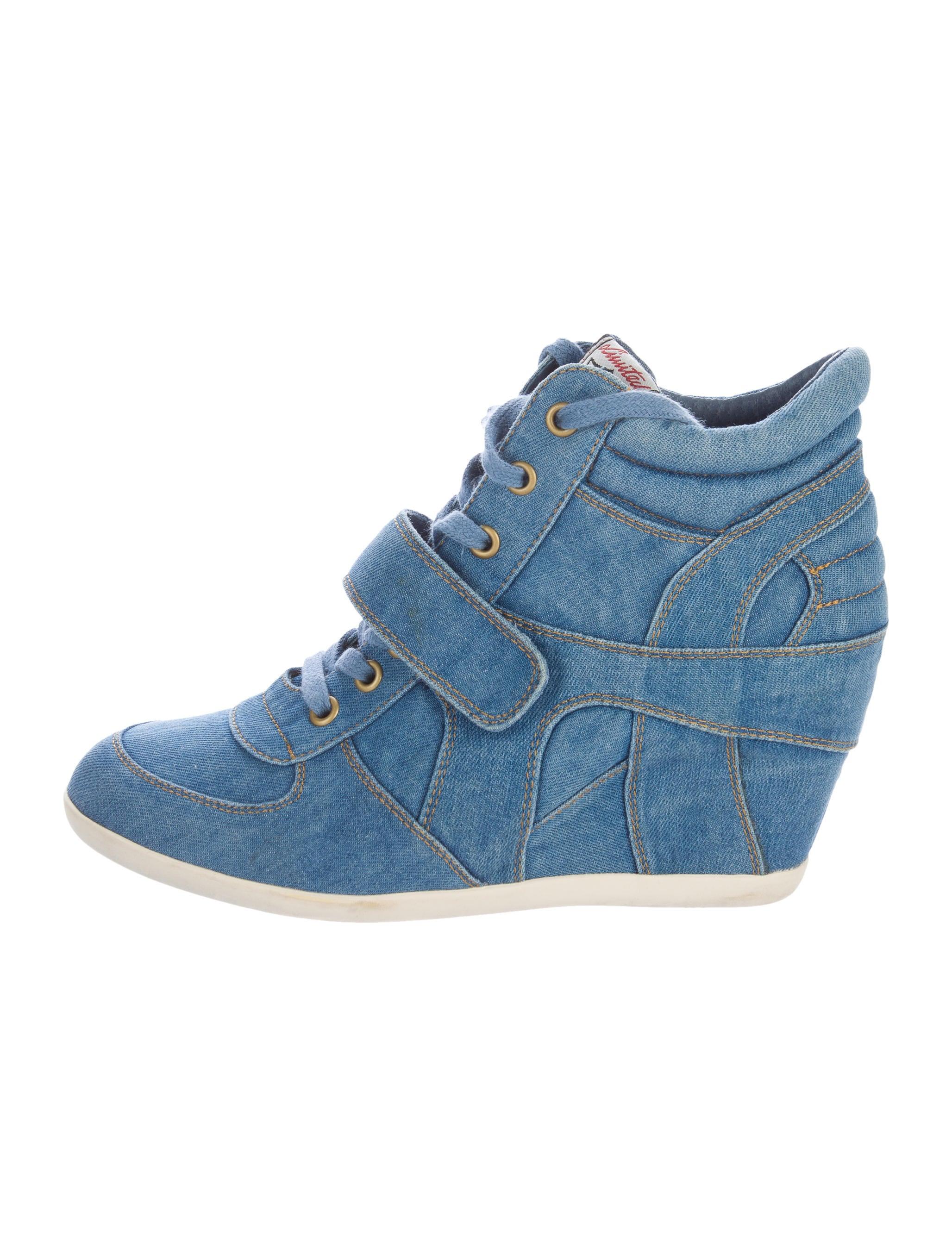 958c4bd6e120a Ash Bowie Wedge Sneakers - Shoes - WAB20218