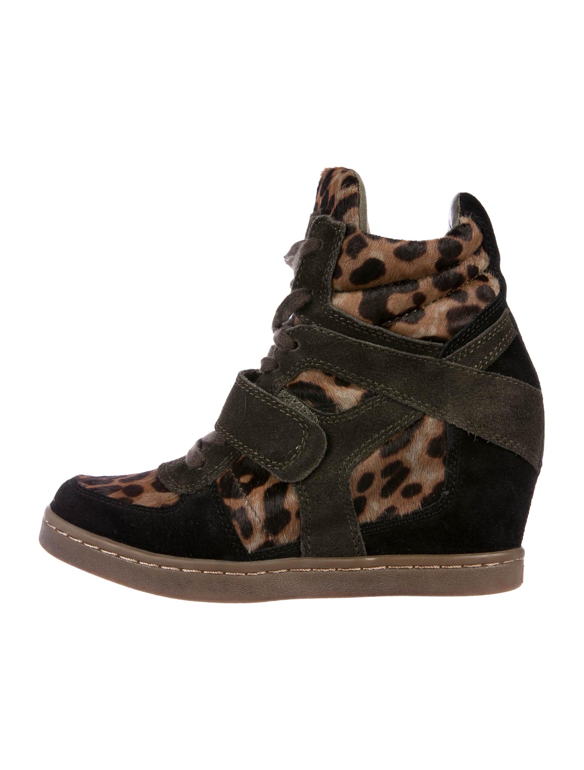 fc8928849b4a Ash Bonno Wedge Sneakers - Shoes - WAB20461