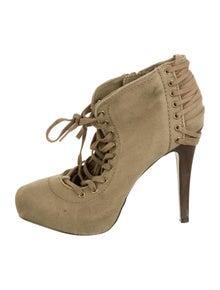 Ash Lace-Up Boots
