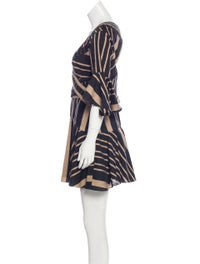 Flared Mini Dress image 2