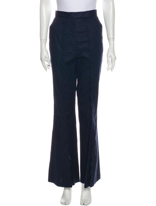 Acler Wide Leg Pants w/ Tags Blue