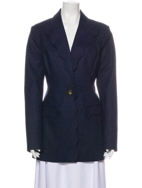 Acler Blazer w/ Tags Blue