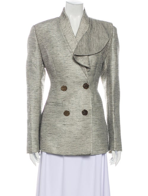Acler Blazer w/ Tags Grey