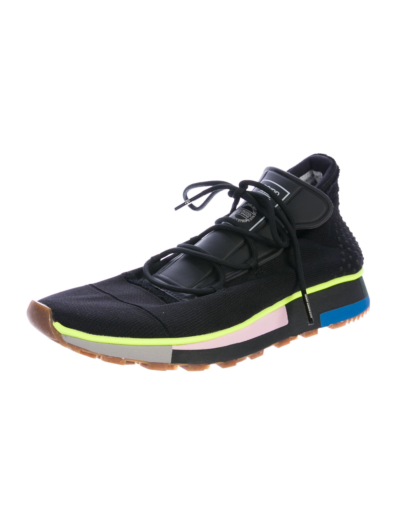 super popular 56018 a8d32 adidas Originals by Alexander Wang 2017 AW Run Mid Sneakers ...