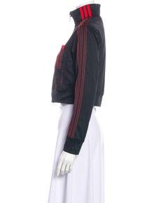 adidas Originals by Alexander Wang Striped Jacket