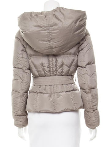 Add Hooded Down Jacket Clothing Waddc20023 The Realreal