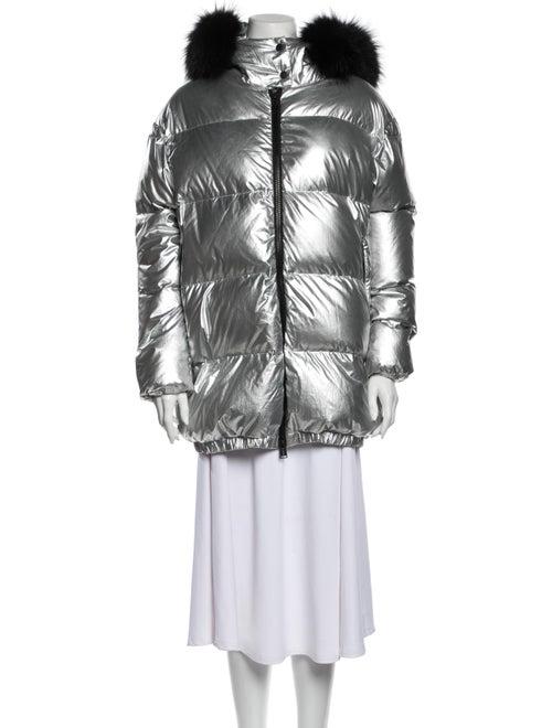 ADD Down Jacket Silver