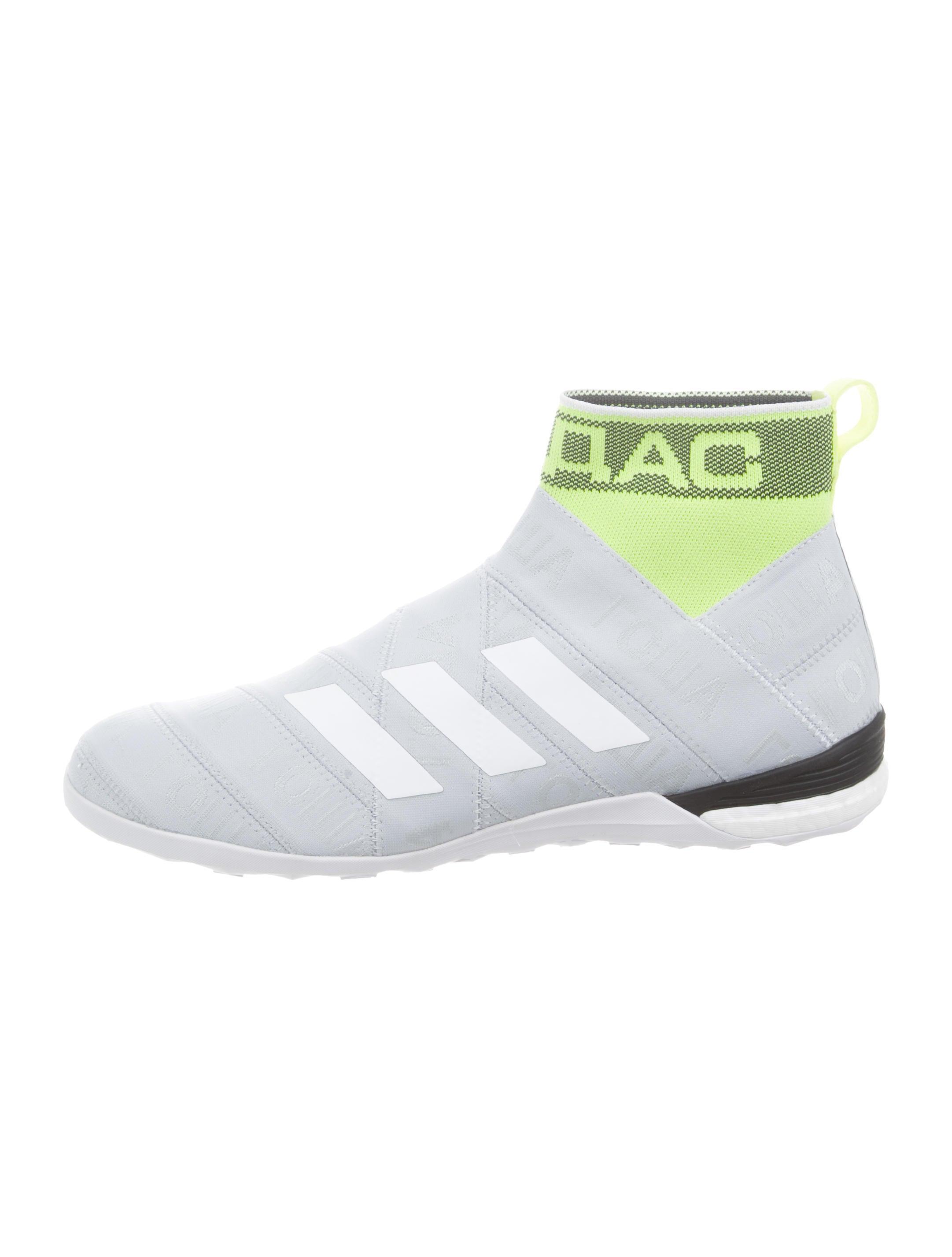 89eed4278a19 Gosha Rubchinskiy x adidas GR Nemeziz Mid Sneakers w  Tags - Shoes -  WADGR20181