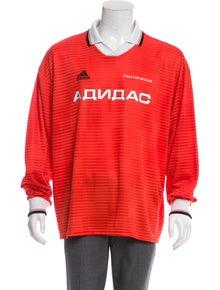 40382c1767e Gosha Rubchinskiy x adidas. Goalie Jersey