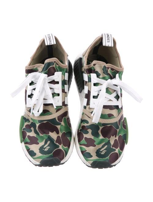 cd045519e adidas Originals x BAPE adidas x BAPE NMD R1 Camo Sneakers - Shoes ...