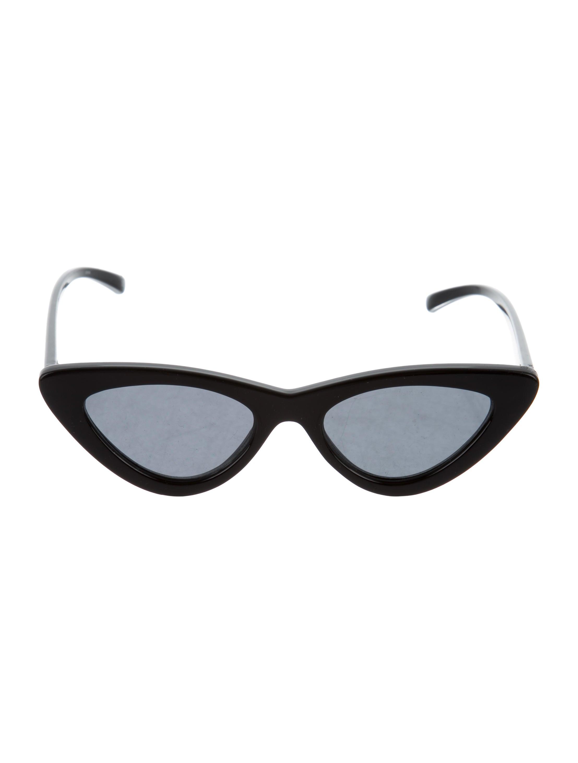 cd91fd8dba Adam Selman x Le Specs The Last Lolita Cat-Eye Sunglasses ...