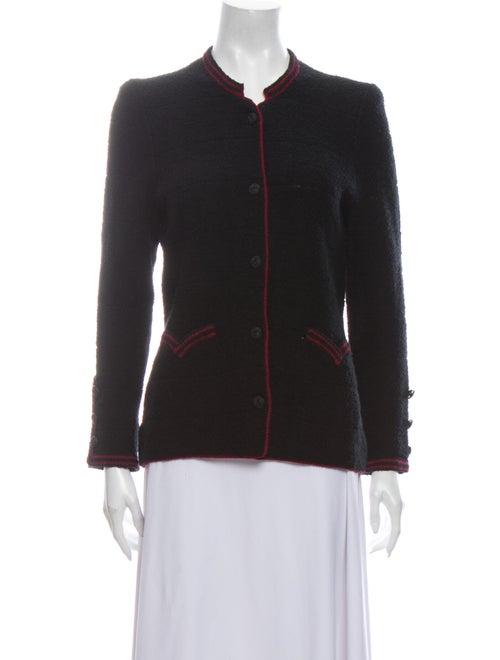 Adolfo Evening Jacket Black