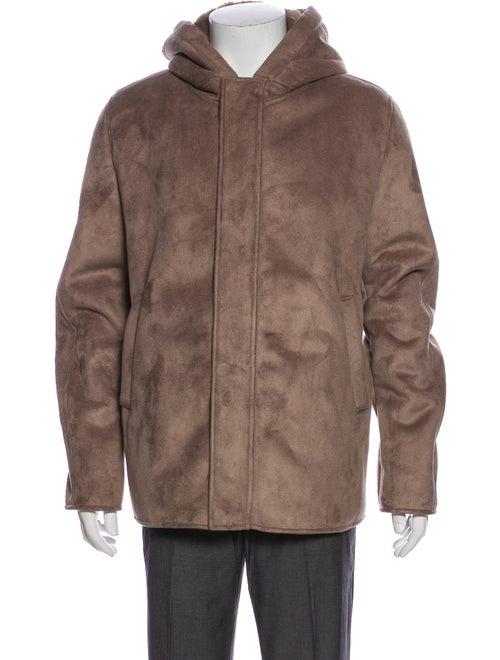 Adolfo Dominguez Coat Grey