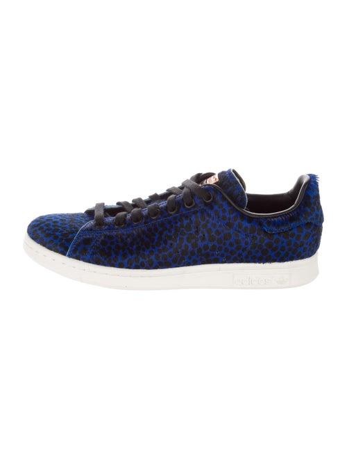 adidas x SNS Ponyhair Low-Top Sneakers black