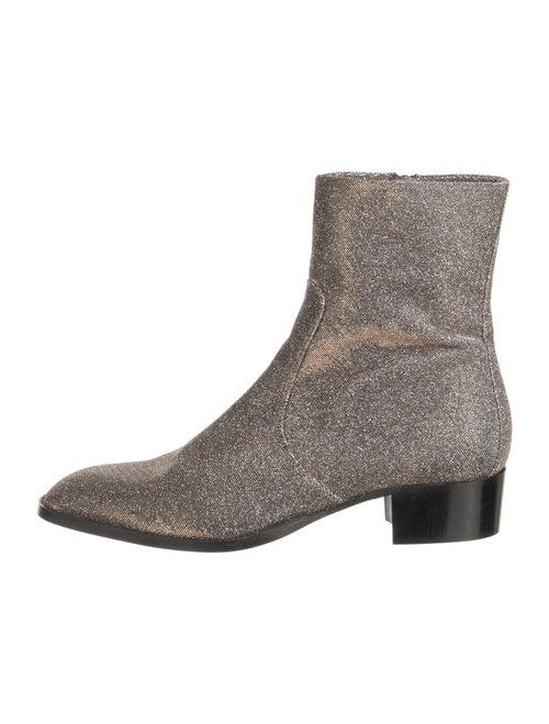 Aera Sock Boots Gold