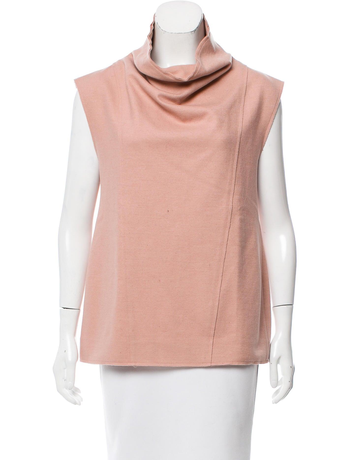 Eron wool sleeveless top clothing waero20026 the for Best wool shirt jackets