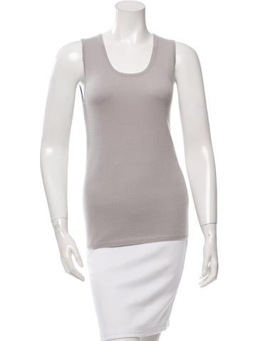 Allude Sleeveless Cashmere top w/ Tags None