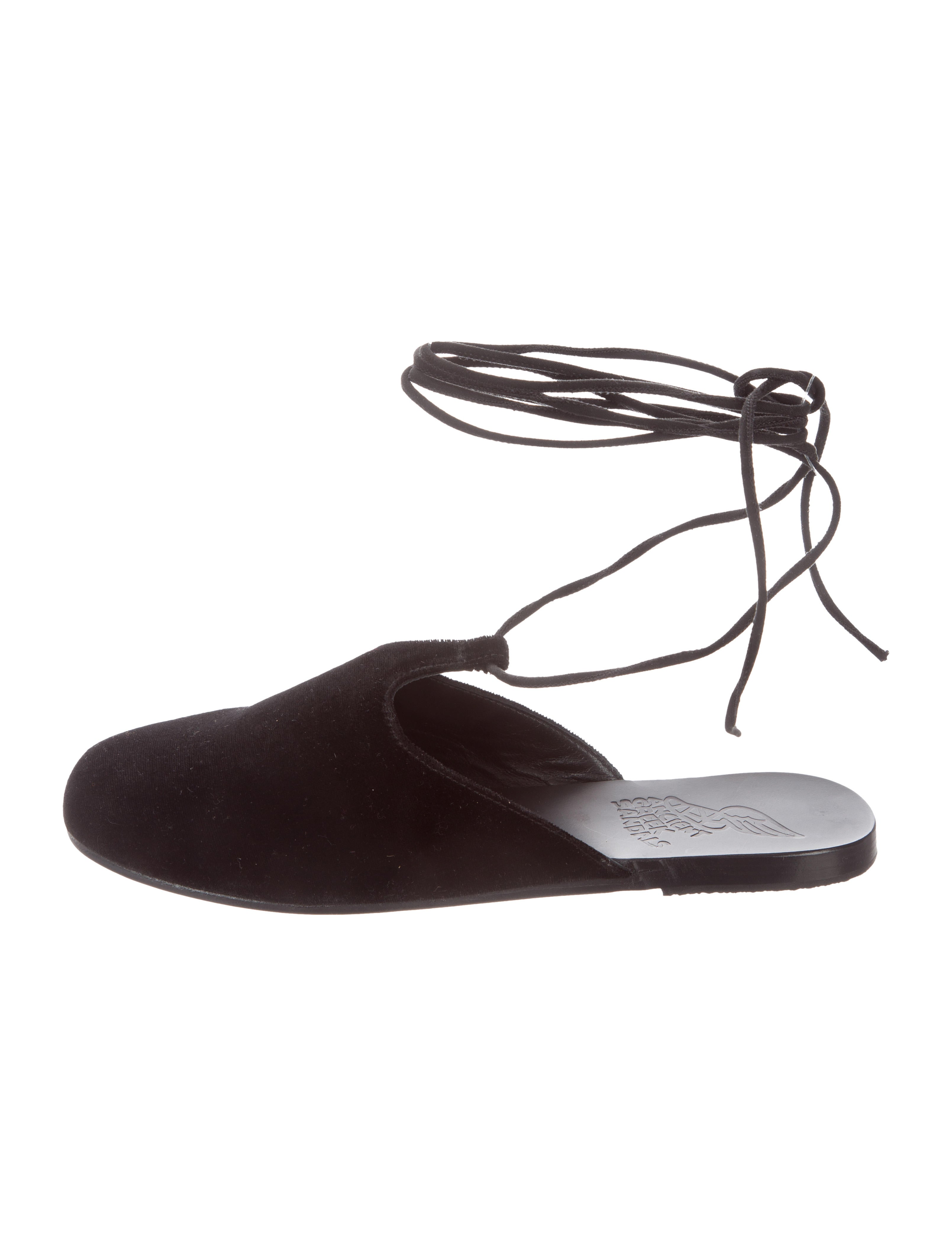 Ancient Greek Sandals Epithymia Velvet Flats w/ Tags for sale free shipping free shipping supply outlet wide range of cheap price factory outlet R9A2Yl