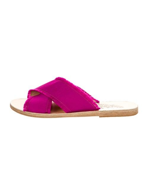 Ancient Greek Sandals Thais Sandals Pink
