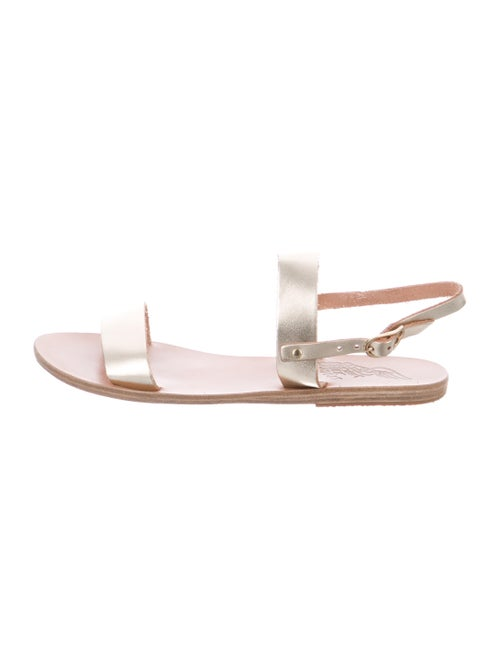Ancient Greek Sandals Clio Leather Slingback Sanda