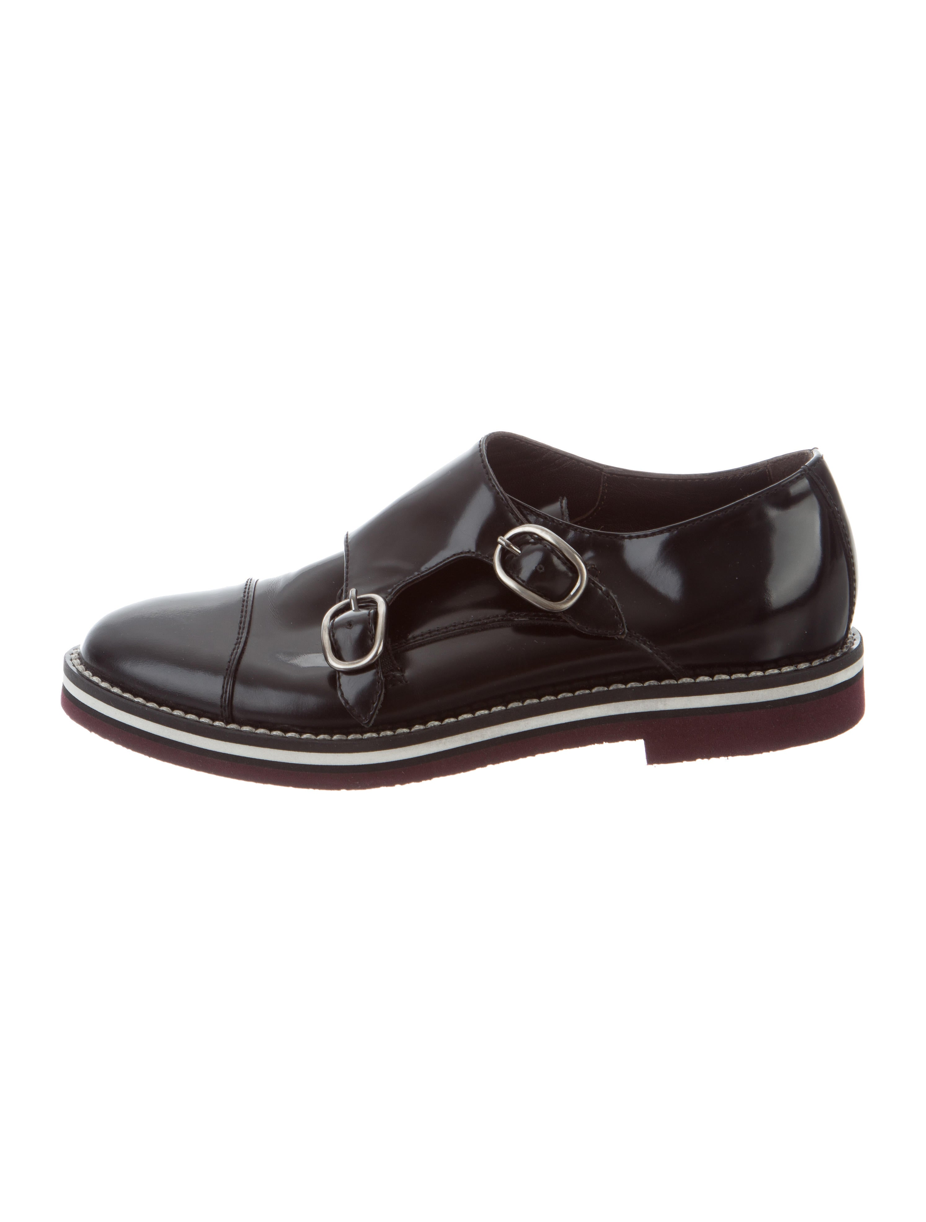 AGL Leather Round-Toe Oxfords outlet low shipping fee K8cY8K