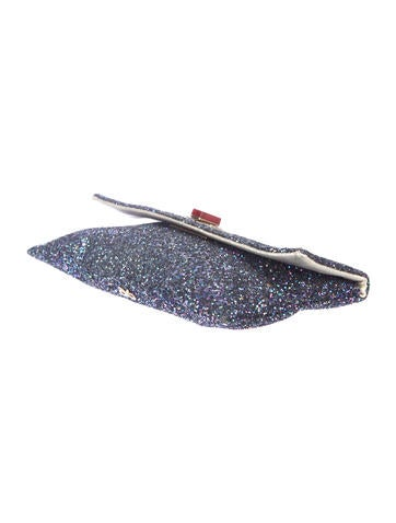 Glitter Clutch
