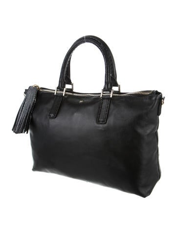 Huxley Small Stingray-Trimmed Tote