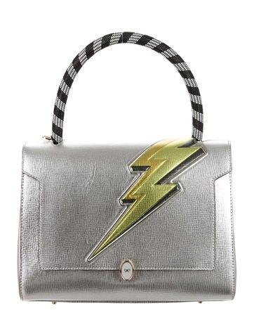 Bathurst Small Lightning Bolt Satchel w/ Tags
