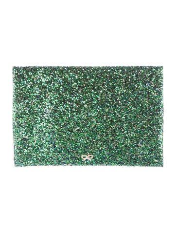 Glitter Valorie Clutch