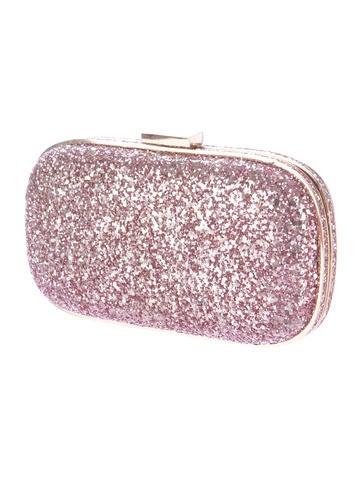 Marano Glitter Box Clutch