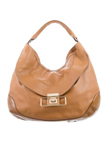 Anya Hindmarch Large Leather Hobo None