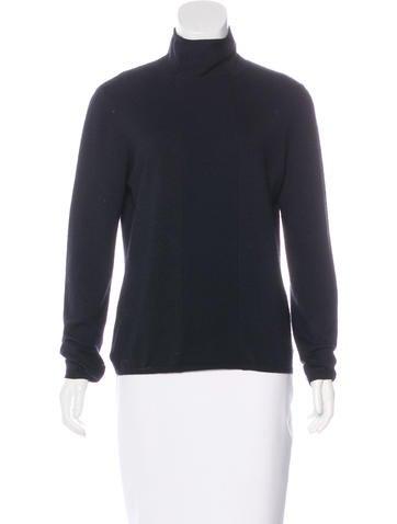 Akris Punto Cashmere-Blend Turtleneck Sweater None
