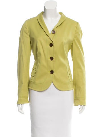 Akris Punto Button-Up Lightweight Jacket None