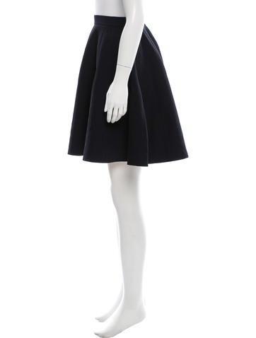 Polka Dot Knee-Length Skirt w/ Tags