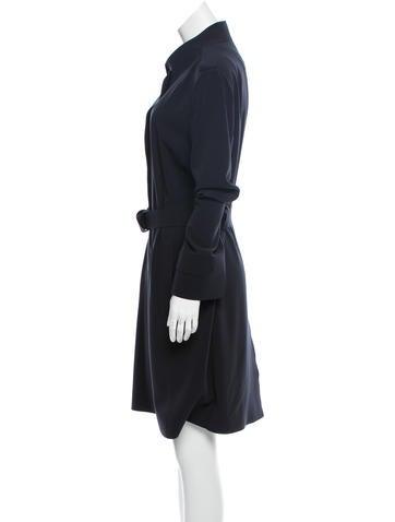 Lightweight Belted Jacket