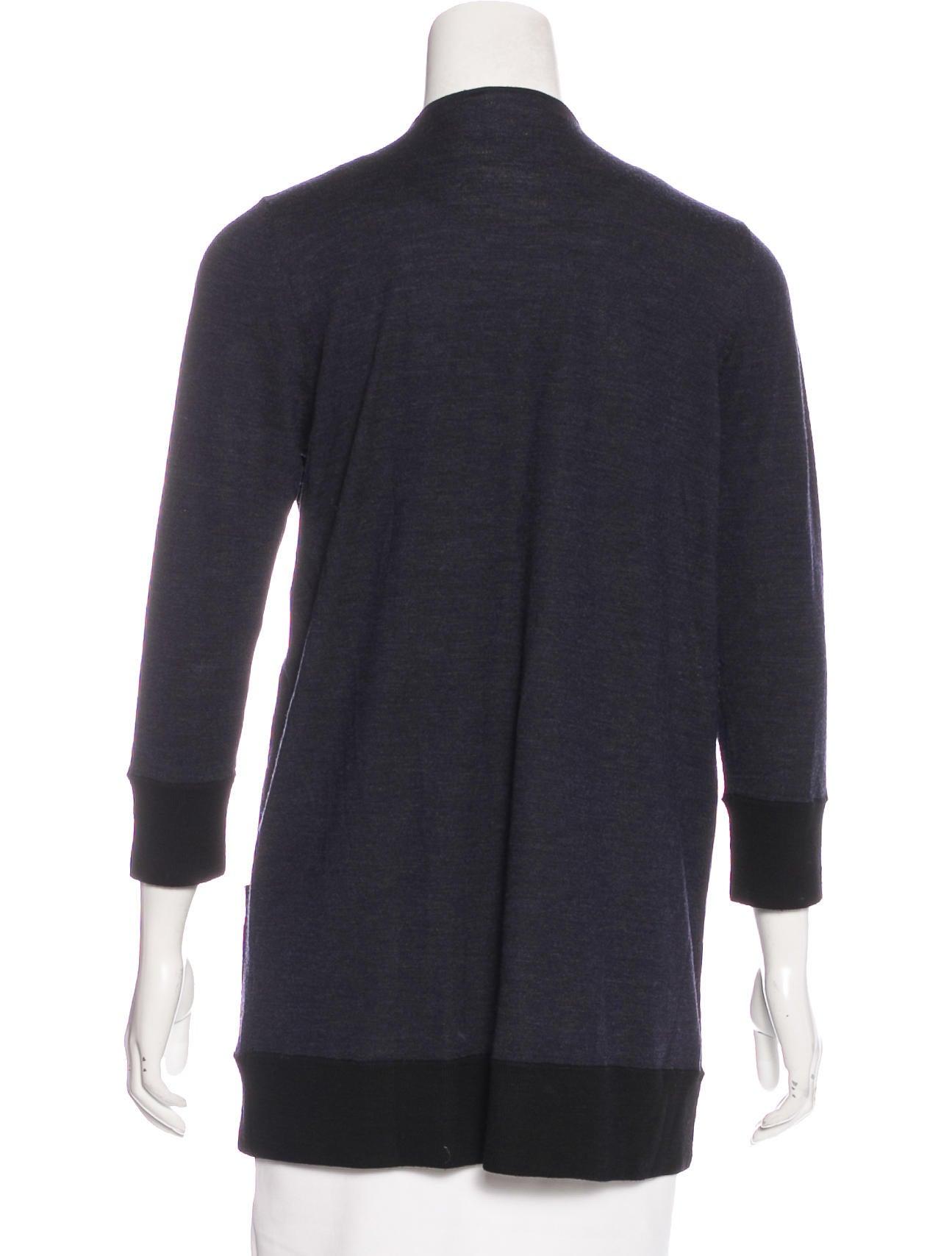 Women'S Wool Zip Cardigan 51