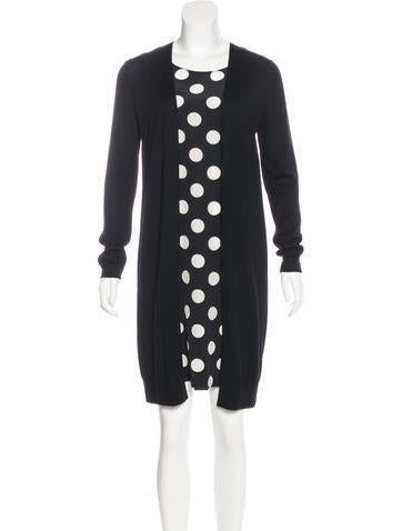 Akris Punto Wool Sweater Dress None