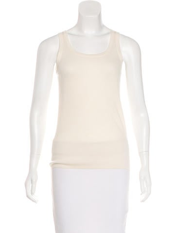Akris Punto Wool Sleeveless Top None