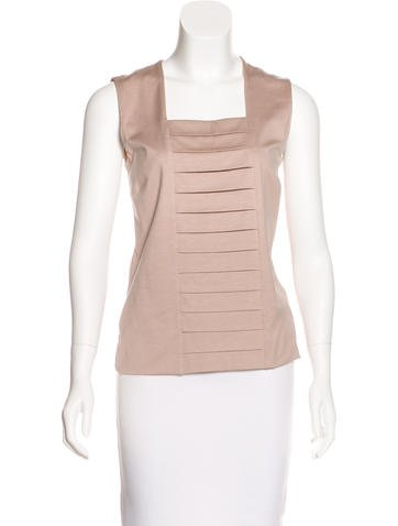 Akris Punto Sleeveless Knit Top w/ Tags None