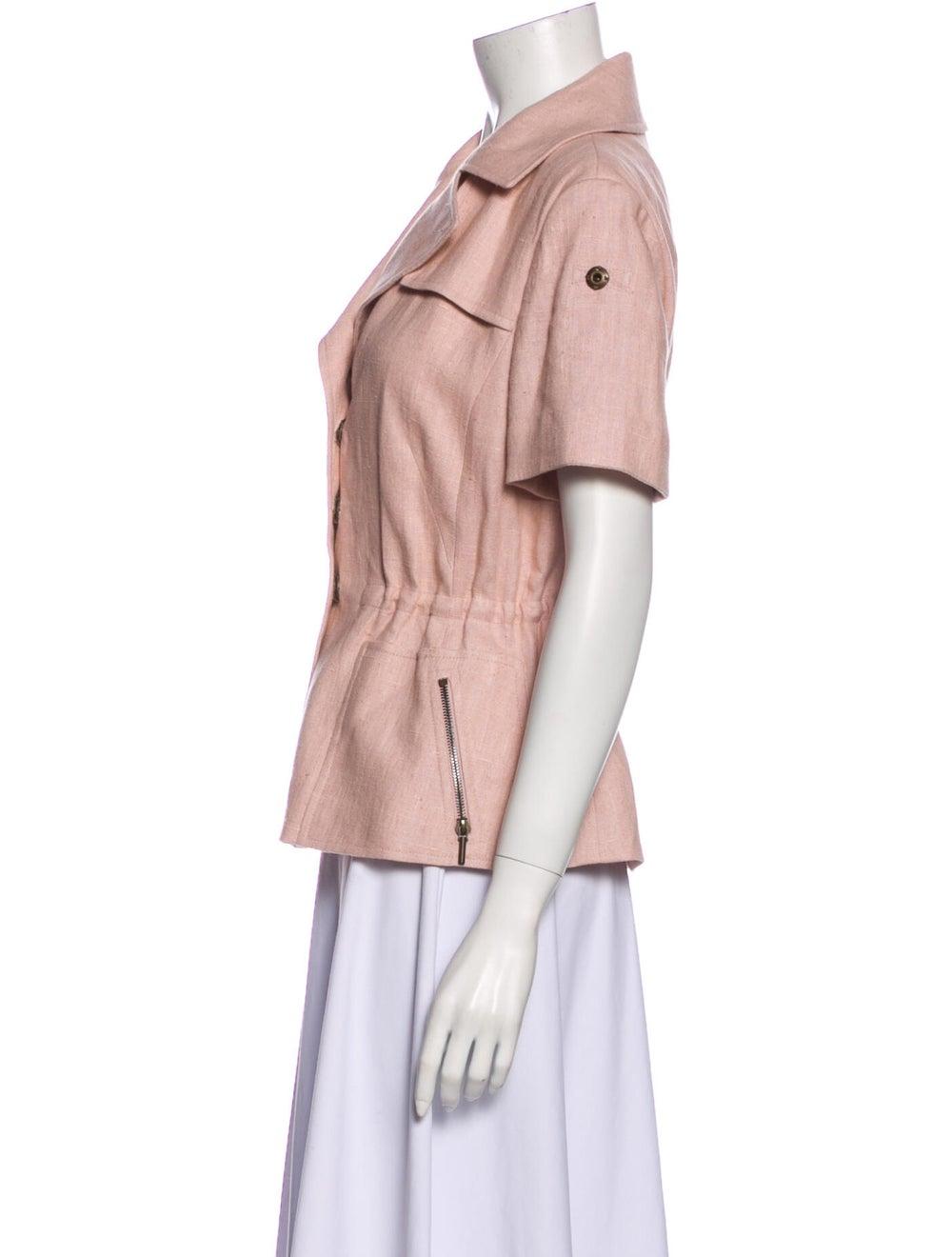 Akris Punto Linen Jacket - image 2