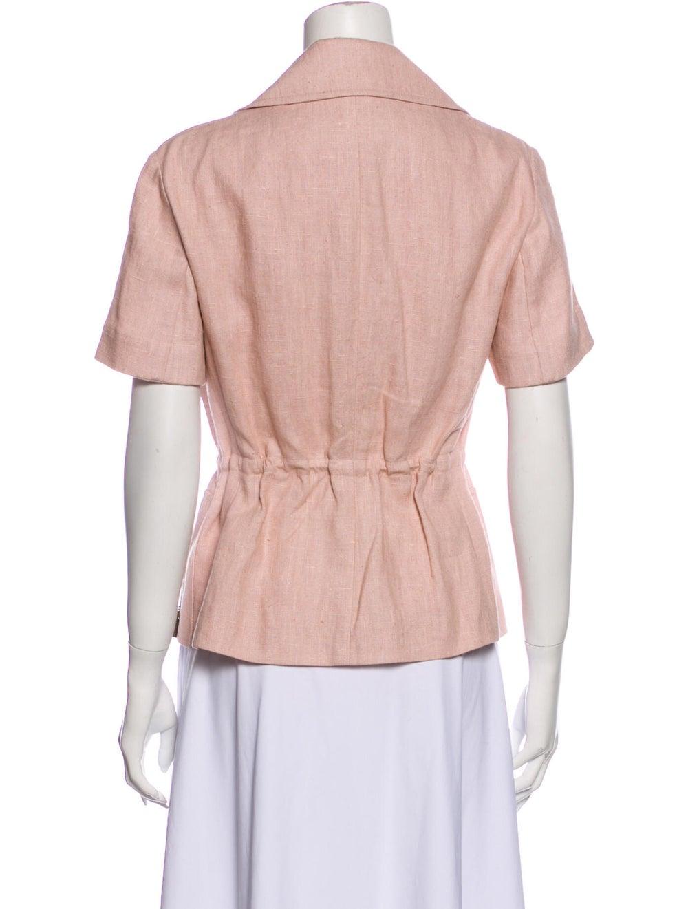 Akris Punto Linen Jacket - image 3