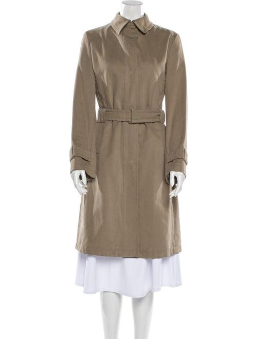 Akris Punto Trench Coat