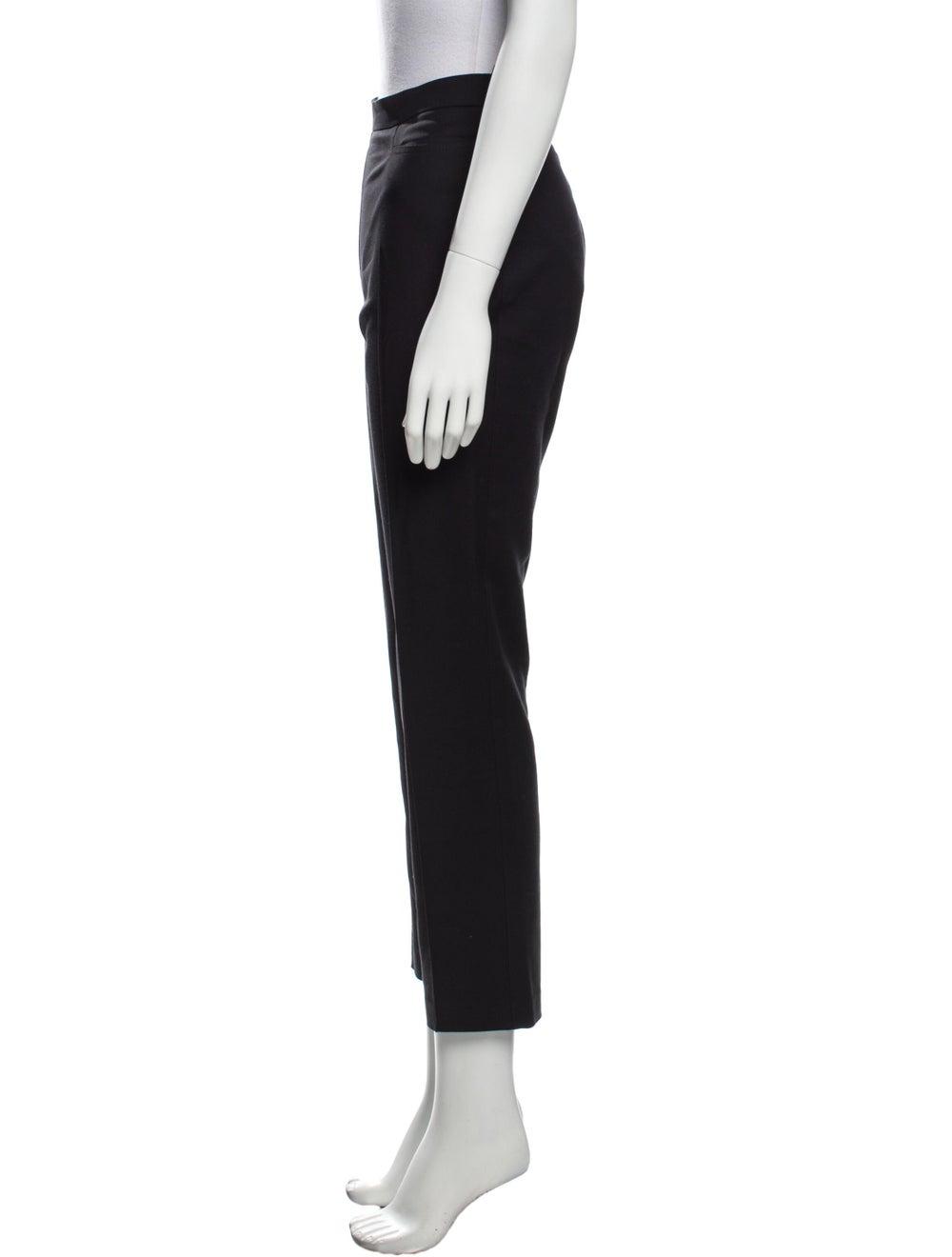 Akris Punto Wide Leg Pants Black - image 2