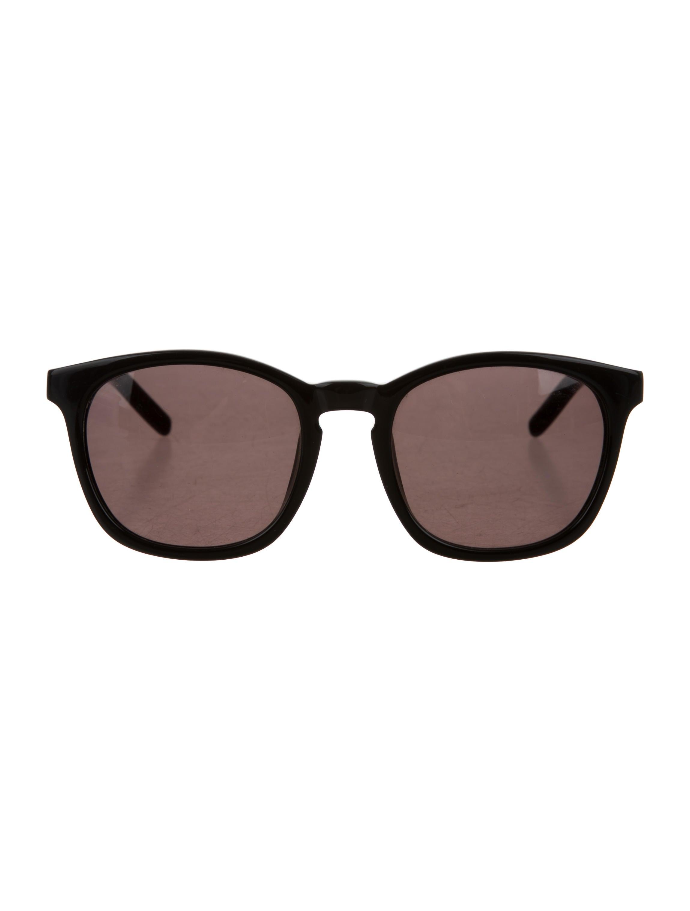 wang x farrow tinted lens sunglasses