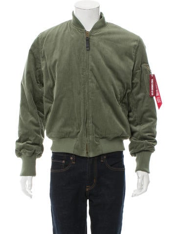 Alpha Industries 2017 Bomber Jacket w/ Tags None