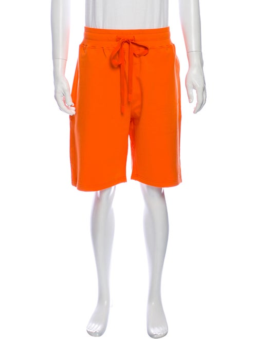 Alpha Industries Jogger Shorts w/ Tags Orange