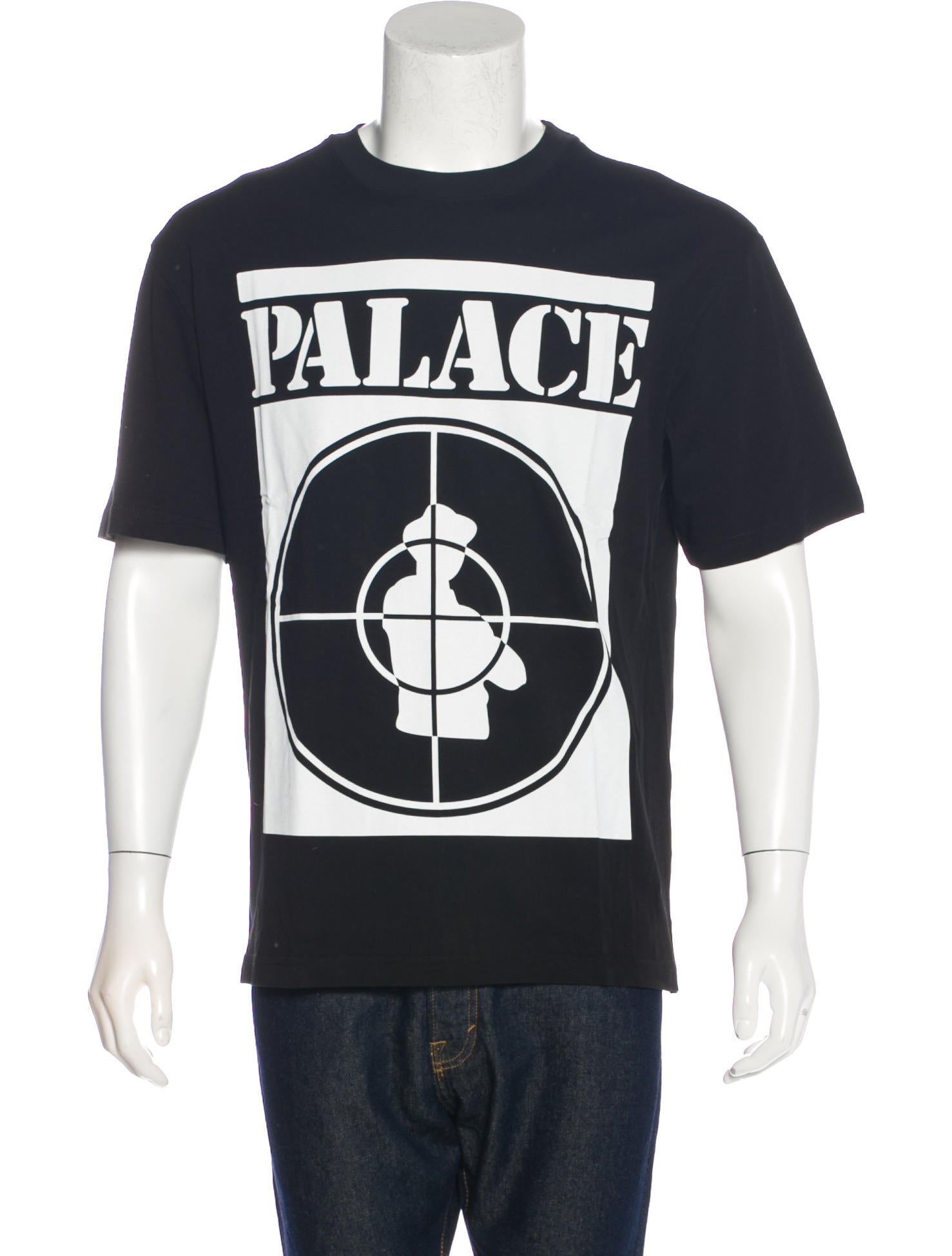 Palace skateboards graphic print t shirt clothing for T shirt graphic printing